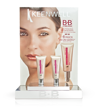 BB CREAM - Display