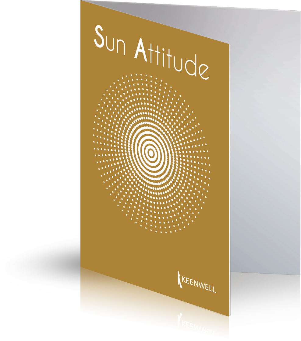 SUN ATTITUDE - Catalogue