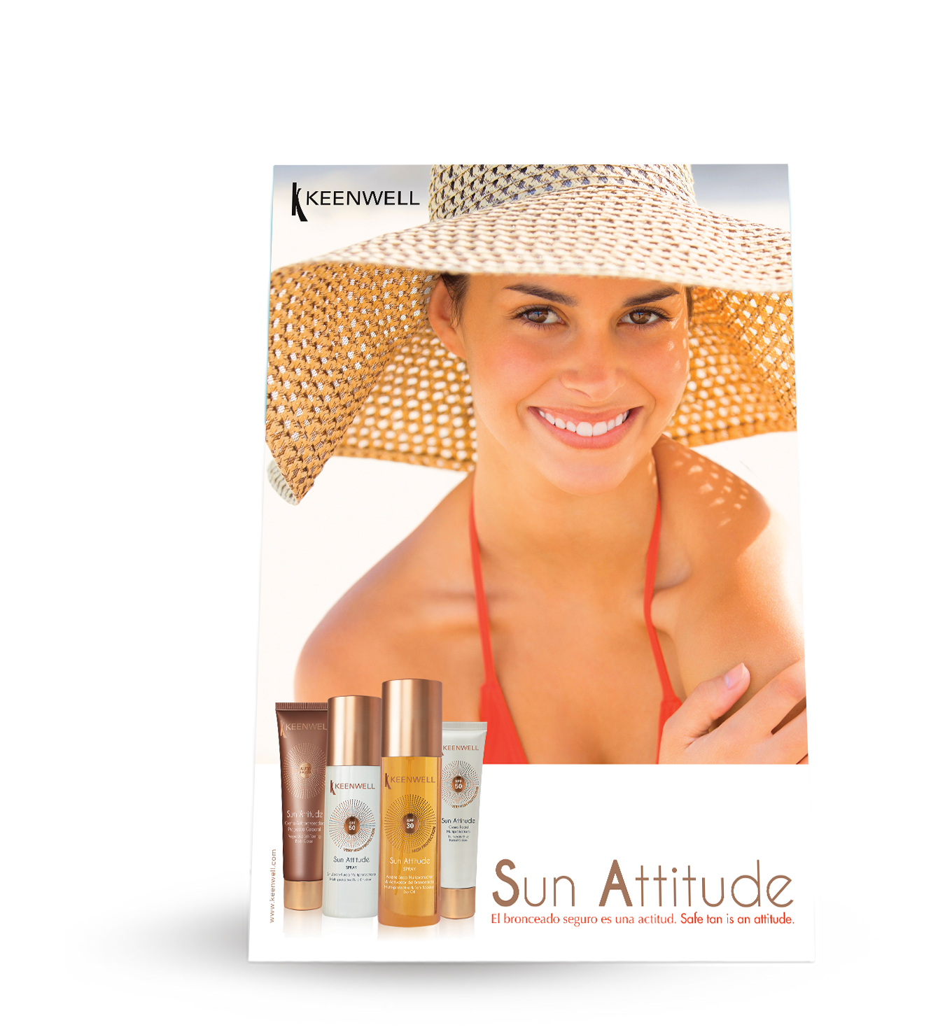 SUN ATTITUDE - Stand Floor Display