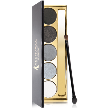 BEAUTY COLLECTION EYE PALETTE - FIVE SHADOWS