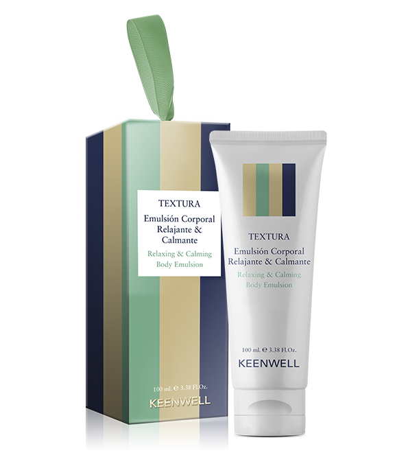 Christmas packs - Textura Relaxing & Calming Body Emulsion 2020