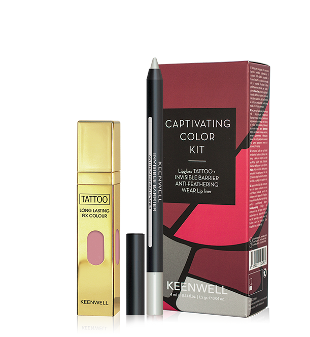 CAPTIVATING COLOR KIT