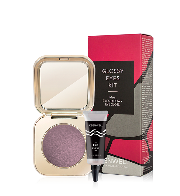 GLOSSY EYES KIT