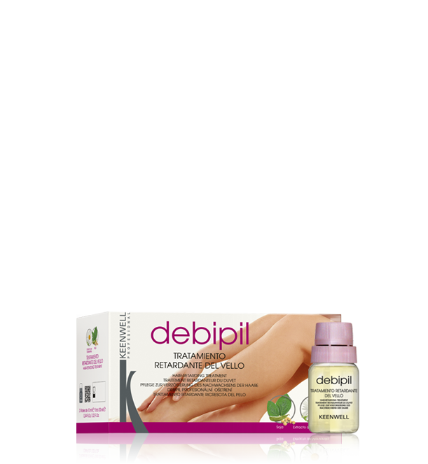 DEBIPIL TREATMENT RETARD HAIR (12 PIECES)
