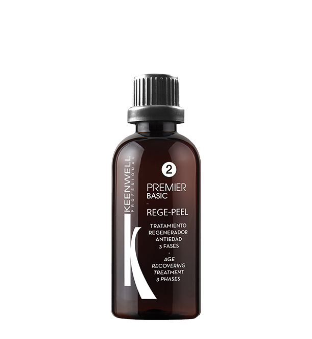 REGE-PEEL AGE RECOVERING TREATMENT PHASE 2 (pH 2,8)