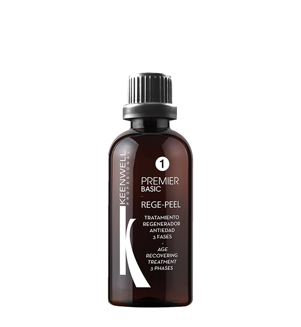 REGE-PEEL AGE RECOVERING TREATMENT PHASE I (pH 3,8)