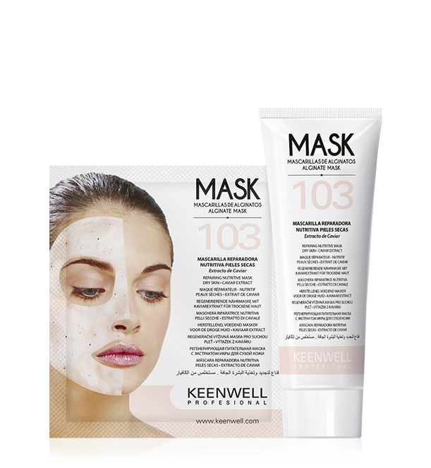 MASK-103. FORTIFYING NOURISHING FACE MASK FOR DRY SKIN
