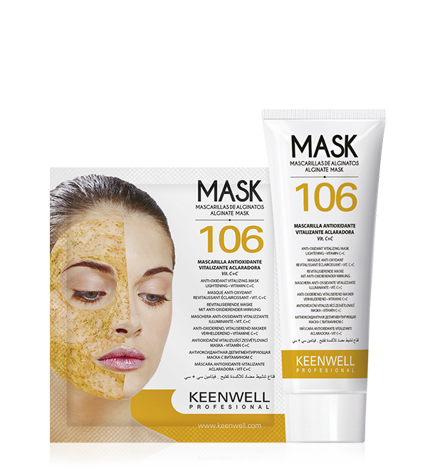 MASK-106. ANTIOXIDANT VITALIZING MASK LIGHTENING -VITAMIN C+C