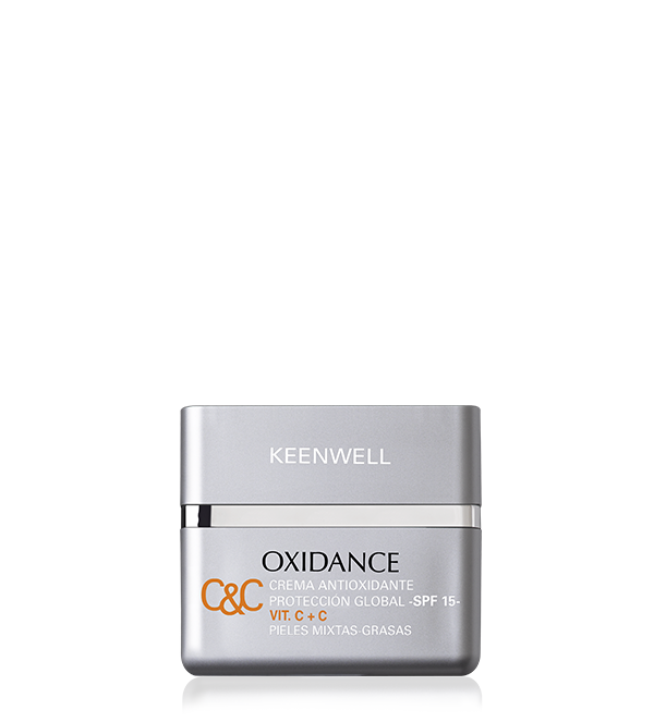 ANTIOXIDANT MULTIDEFENSE CREAM -VIT. C+C SPF 15 - OILY - COMBINATION SKIN