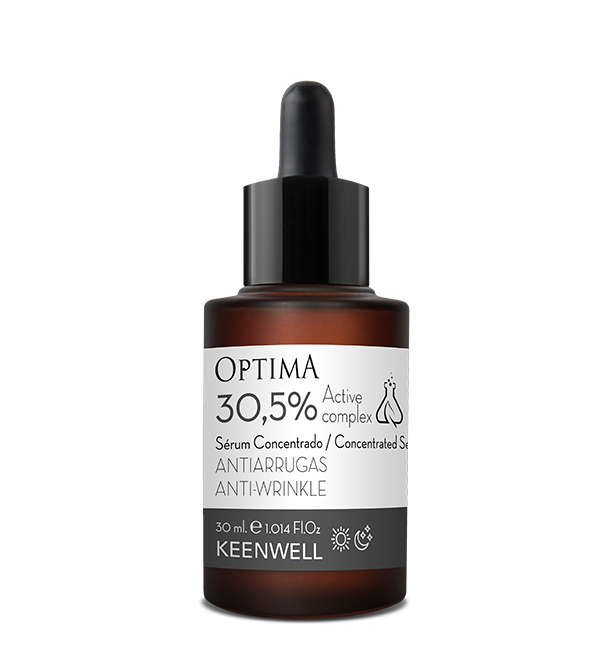 ANTI-WRINKLE CONCENTRATED SERUM 30.5% Active Complex