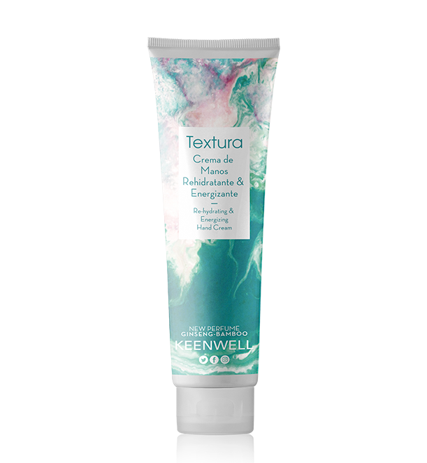 Textura - Hand Cream Re-hydrating & Energizing