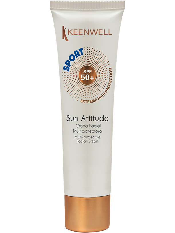 MULTI-PROTECTIVE SPORT FACIAL CREAM