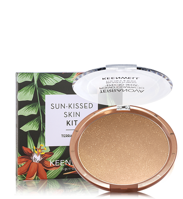 Sun-kissed Skin Kit - Pack 8