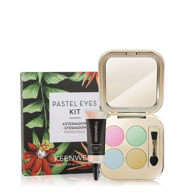 Pastel Eyes Kit - Pack 6